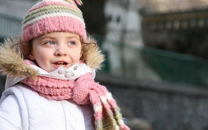 Размеры головного убора у детей