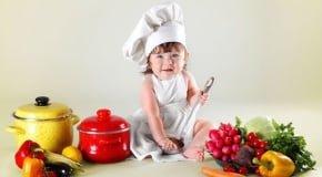 Рацион ребенка в 10 месяцев