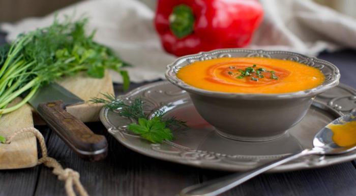 Суп-пюре детям в 10 месяцев