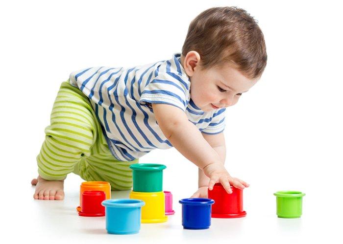 Развивающие игры для ребенка в 9 месяцев