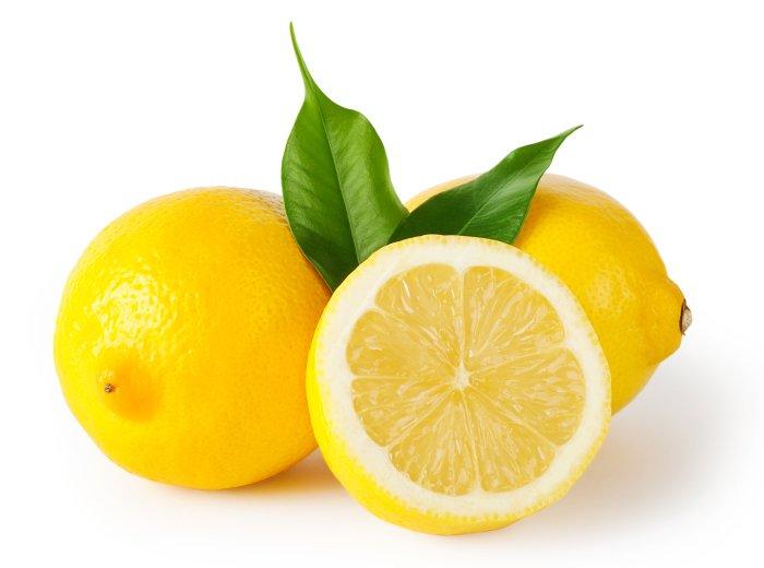 Лимон детям