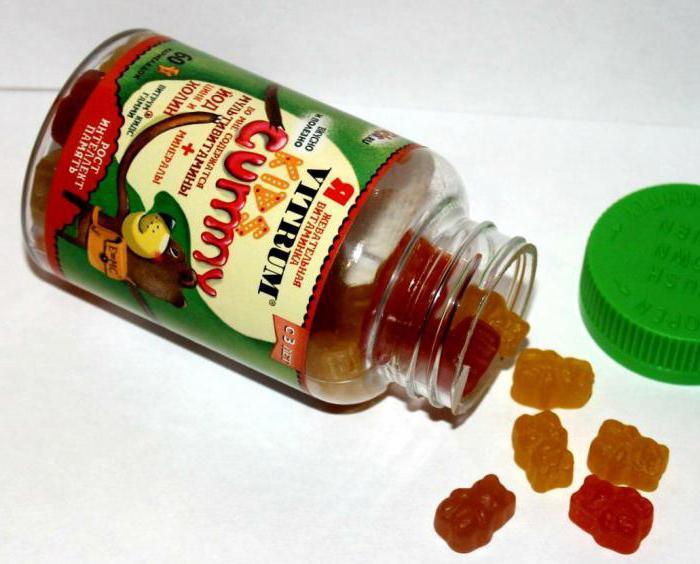 Мармеладки витамины детям