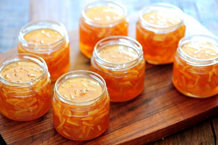 Варение из апельсина рецепт
