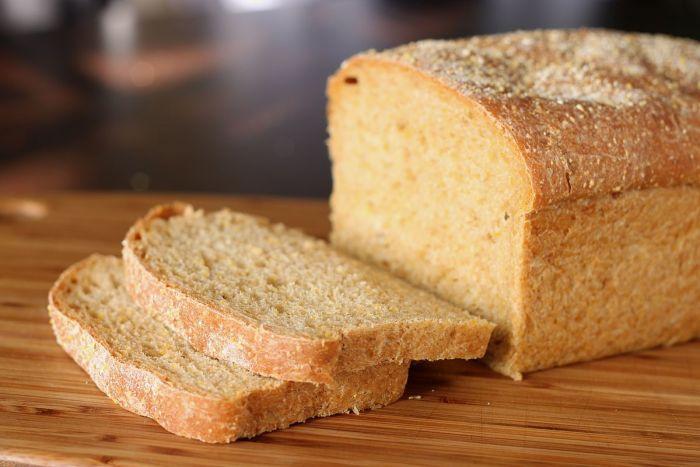 Черный хлеб детям