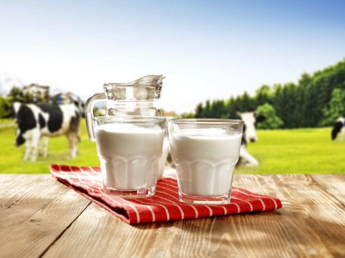 Молоко для молочного супа