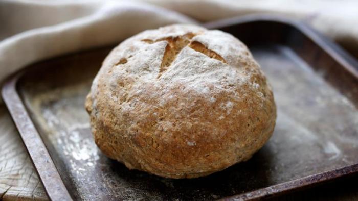 Рецепт домашнего хлеба для детей