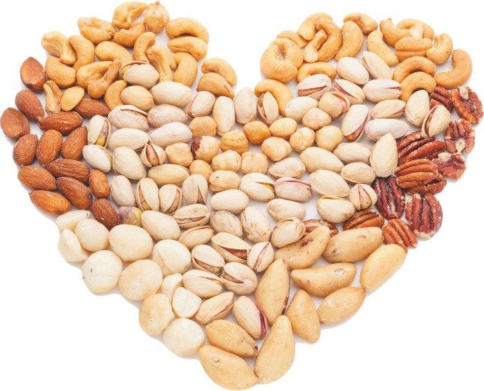 Какие орехи можно детям