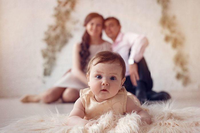 Фотосессия как подарок на рождение ребенка