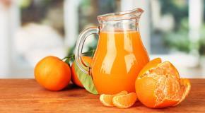 Как приготовить сок ребенку