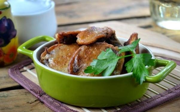 Рецепты с языком говядины для детей