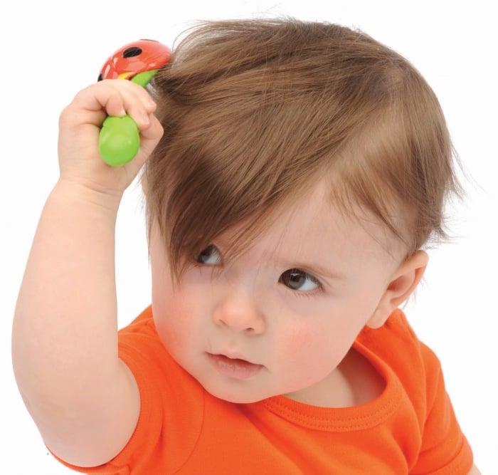 Как вылечить выпадение волос у ребенка