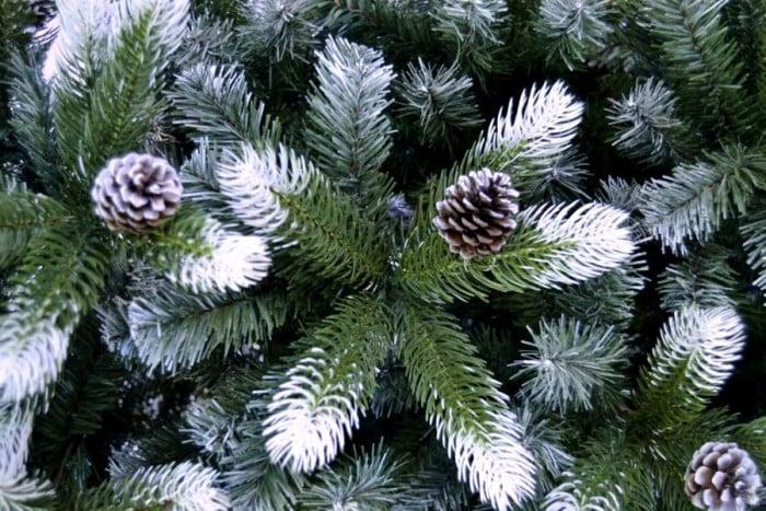Виды искусственных елок