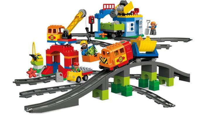 Лучшие фирмы железных дорог для детей