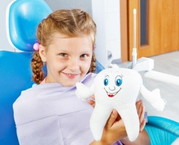 Ребенок боится лечить зубы