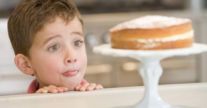 Вред сахара для детей