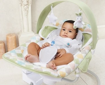Шезлонги для новорожденных