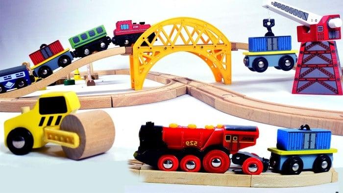 Как выбрать железную дорогу для ребенка
