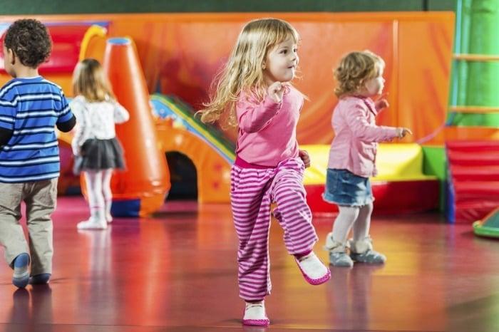 Группы кратковременного пребывания в детском саду