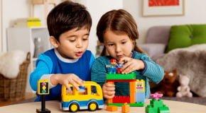 Зачем детям конструктор
