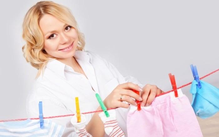 Как стирать вещи чтобы не гладить