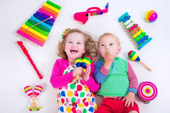 Развиваем музыкальный слух ребенка