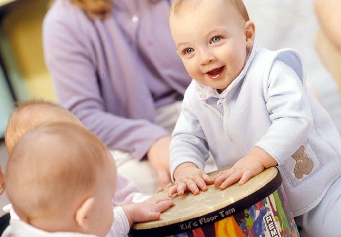 Чувство ритма у детей