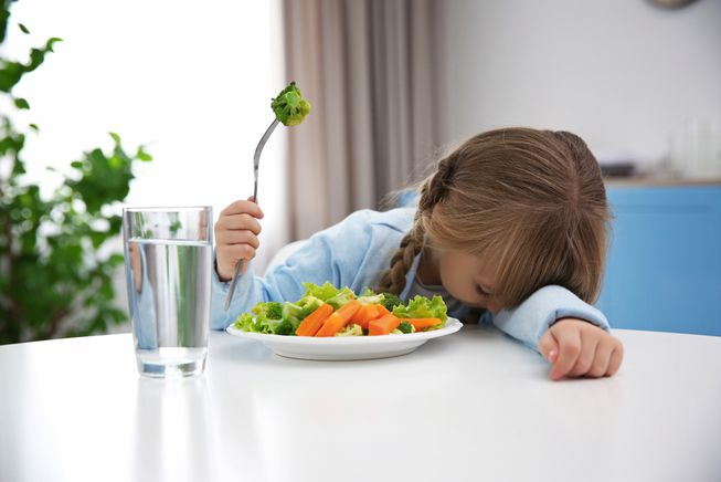 Почему ребенок не ест