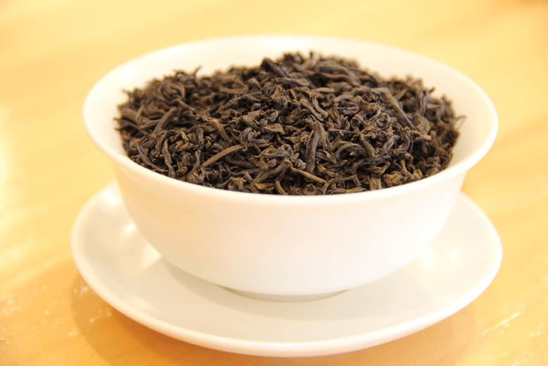 листья черного чая