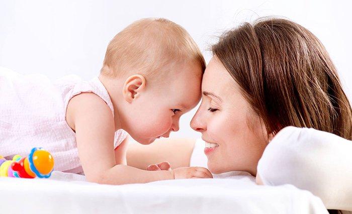 спокойствие мамы и ребенка