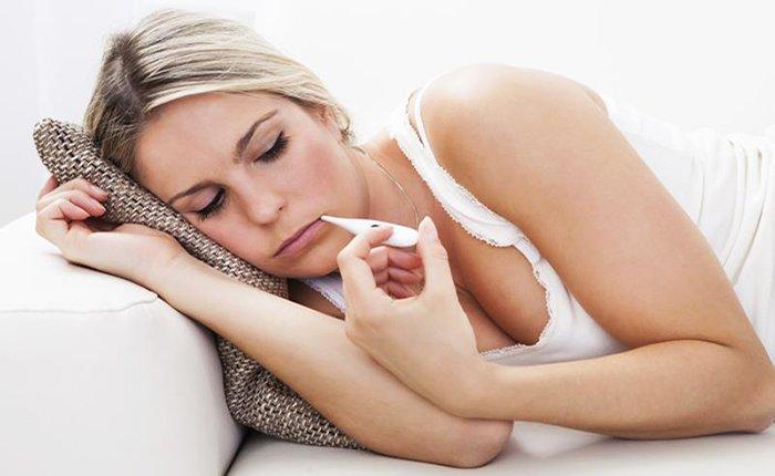 температура при лактостазе