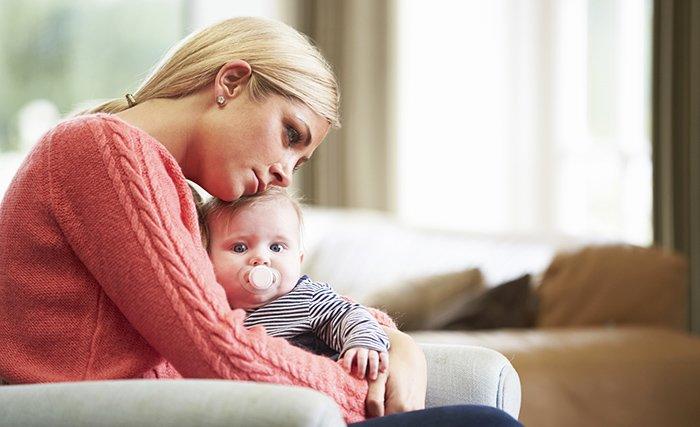 стресс у кормящей мамы