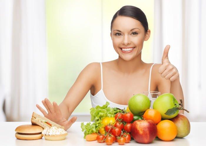 вредные и полезные продукты для мамы