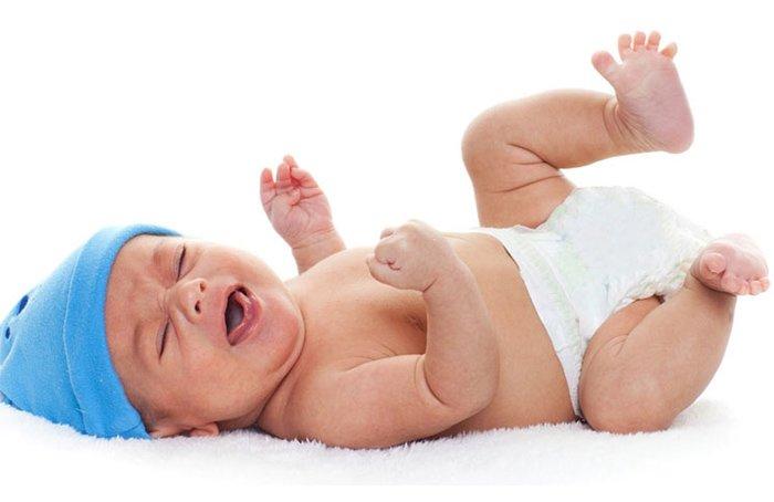 проблемы с животиком у малыша