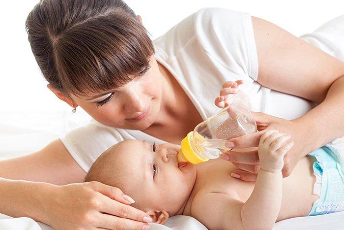 лечебная смесь для новорожденного
