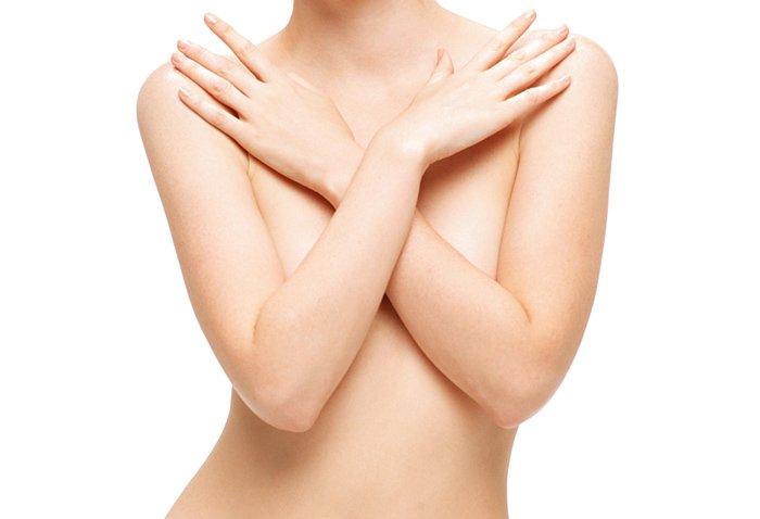 подготовка груди