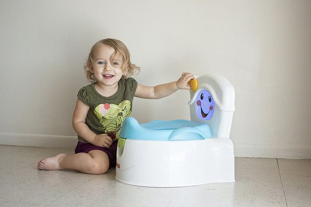 happy baby potty