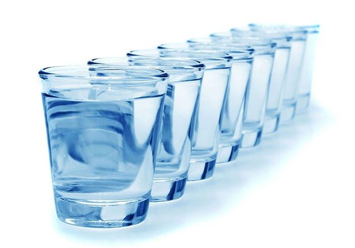 Вред воды при ГВ