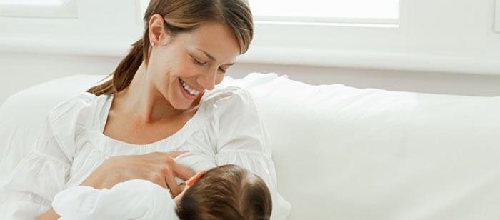 Менструация при лактации
