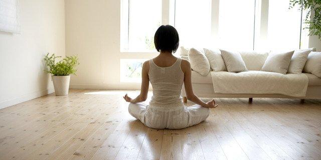 Медитация мамы