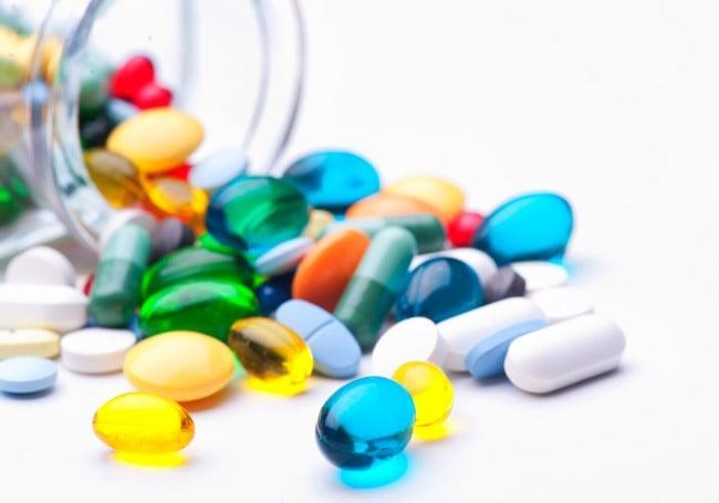 Медикаменты при отучении от ГВ