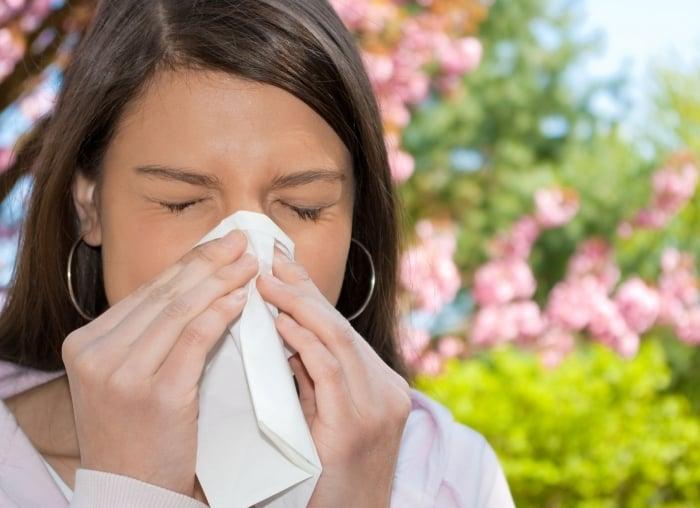 Аллергия при грудном вскармливании