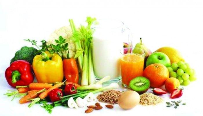 Правильное питание от запоров