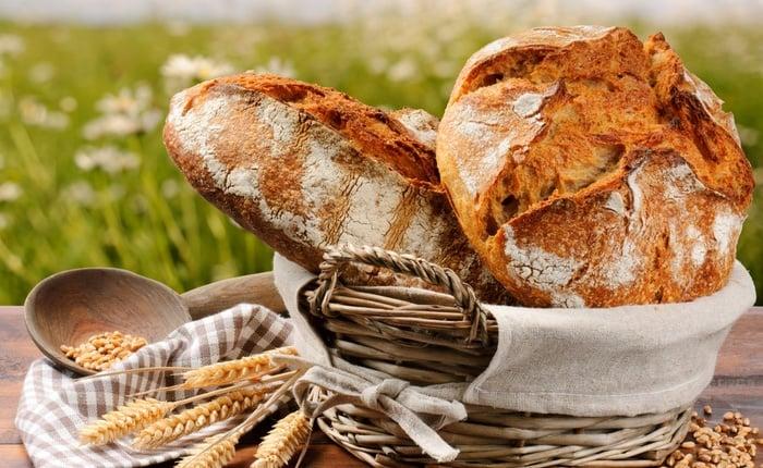 Хлеб для кормящей мамы