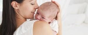 Срыгивание фонтаном у новорожденного