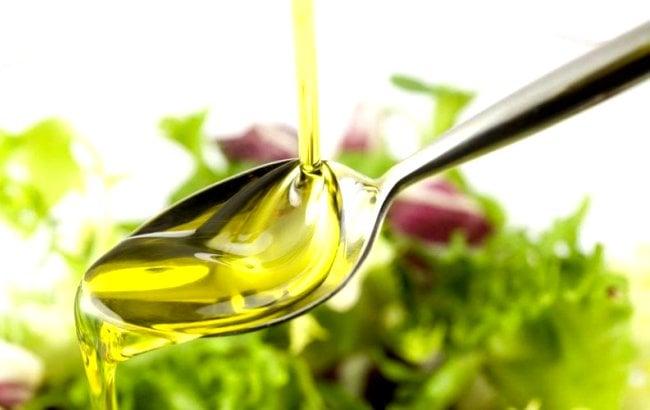 Растительное масло при грудном вскармливании