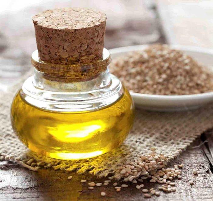 Кунжутное масло при лактации