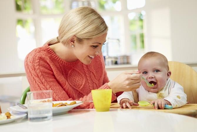 Ребенок не ест что делать