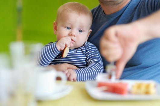 Вредные продукты для ребенка