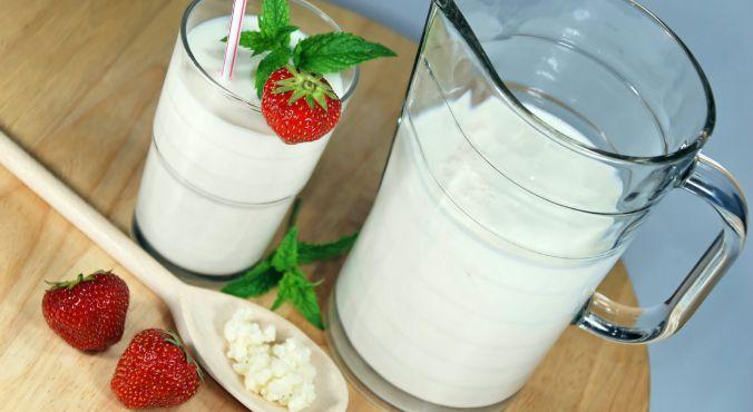 Кисломолочные продукты при лактации