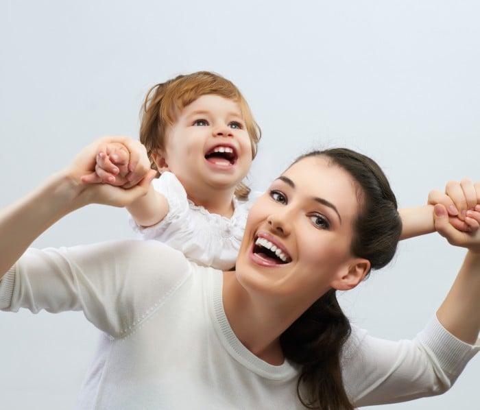 Настроение мамы